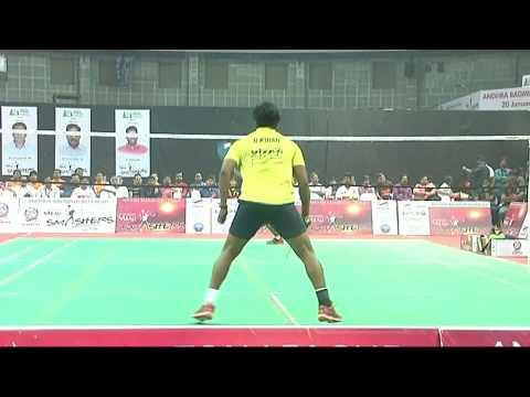 Andhra Badminton League-2018