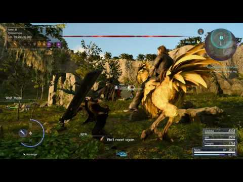 Final Fantasy XV: Mountains of Misfortune - Quest Walkthrough
