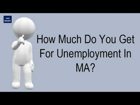 How Much Do You Get For Unemployment In MA?