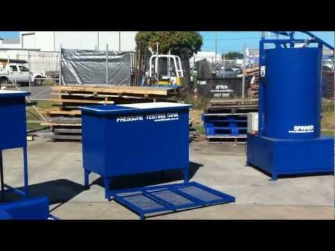 Air Filter Washing System