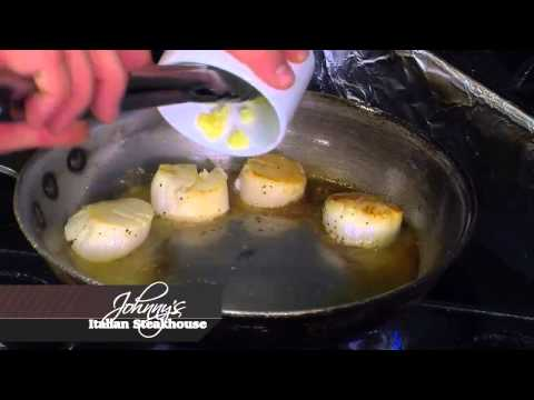 Angel Hair with-Scallops and Arugula.mp4