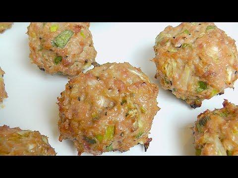 Meatballs Recipe - Asian Style