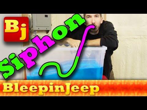4 Siphon Techniques