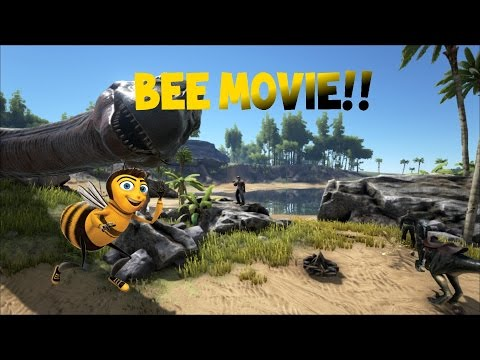 PROJECT BEE MOVIE!!! | The ARK[# 3] | Ark:Survival Evolved
