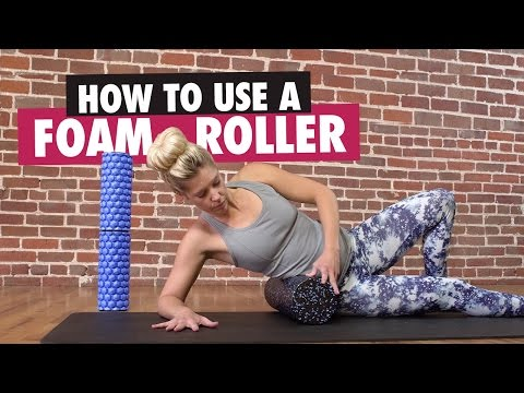 (Foam Roller Tutorial) How to Use a Foam Roller + Tips to Get You Started