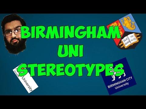Birmingham University Stereotypes - A Documentary