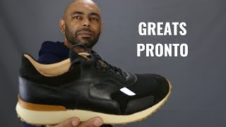 d164e7273 Greats Pronto Sneaker Unboxing And Review