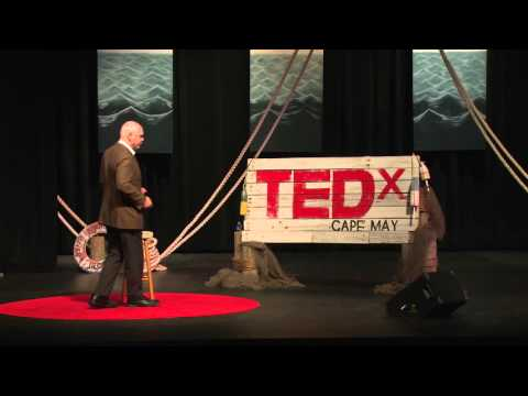 Breathe to Heal   Max Strom   TEDxCapeMay