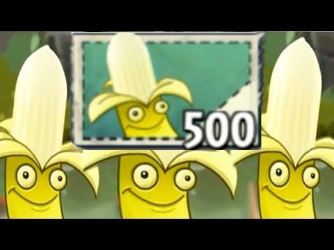 Plants vs. Zombies 2 - Banana Launcher