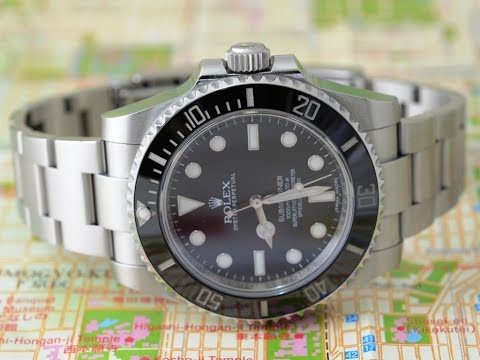 What age should you be before getting your first Rolex watch?