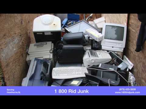 1 800 Rid Junk - Junk Hauling Services in Hawthorne, New Jersey