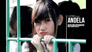 A song for Andela Yuwono @Y_AndelaJKT48 words and music by @inosays ------------------------------------------------------------------------------------------------------------------------------------------------------------------------------------------------------------------------------- Saya membuat lagu ini untuk mensupport Andela Yuwono agar dia bisa terus berkarya di JKT48.  Original Song : https://soundcloud.com/krisnosh/andela-kau-srikandi-ku Popcoustic Version : https://soundcloud.com/krisnosh/andela-kau-srikandi-ku-popcoustic-version  Visit my Soundcloud.com/krisnosh and enjoy the song guys!  -------------------------------------------------------------------------------------------------------------------------------------------------------------------------------------------------------------------------------  NB : Terima kasih buat para fans yang telah mengambil foto Andela, maaf bila saya memakai foto hasil jepretan kalian di video saya ini. Di karenakan saya tidak tau harus dengan siapa saya meminta izin. Sekali lagi terima kasih untuk hasil jepretan kalian!