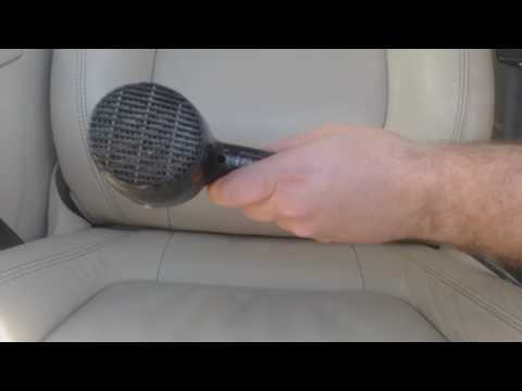 Repairing Dye Transfer on Leather Seats