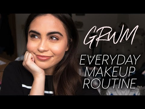 CHATTY GRWM: NATURAL GLOWY EVERYDAY MAKEUP ROUTINE ♡