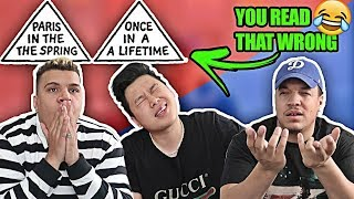 IMPOSSIBLE MIND TRICKS - HOW TO FOOL YOUR FRIENDS EVERY TIME!! *TOP 5 BRAIN GAMES YOU ALWAYS WIN*