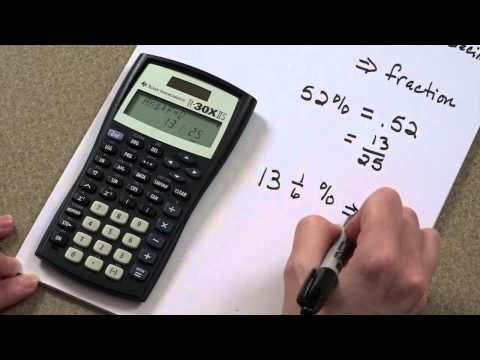 Calculator - Percents