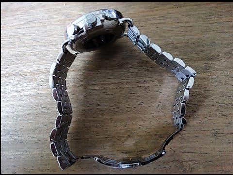 How to size a watch bracelet.