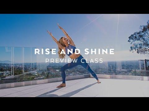 Morning Yoga Routine with Jacquelyn Umof - Cody Yoga