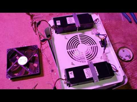 Mars Hydro 300W Repair/Cleaning &Maintence Update