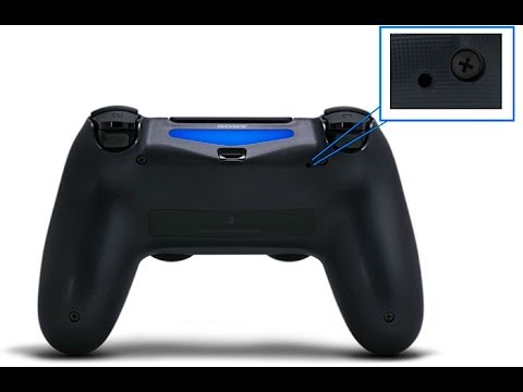 How To Reset A PS4 Controller |