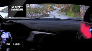 WRC - Dayinsure Wales Rally GB 2018: ONBOARD Ogier SS21