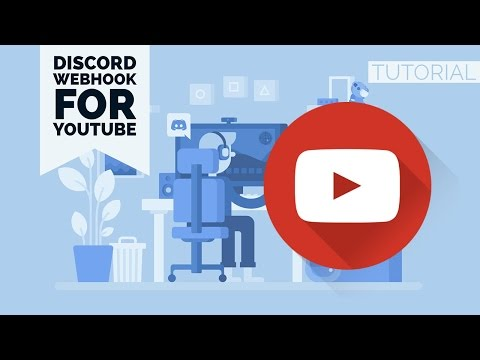 HOWTO | CREATE A DISCORD WEBHOOK FOR YOUTUBE | ENGLISH