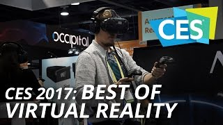 CES 2017: Best of Virtual Reality