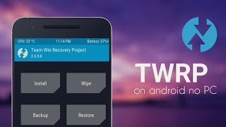 How to Root Lenovo A6000/Plus or install TWRP recovery on lenovo