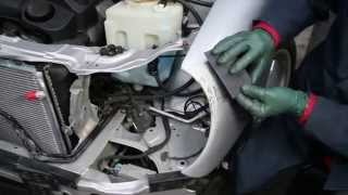 Precision Auto Body Car Dent Repair Body Filler Mixing Techniques and Spreading Tools