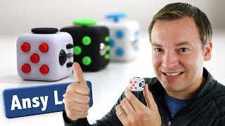 Download Antsy Labs Fidget Cube Review - Unboxing and Knockoff Fidget Cube Comparison Video
