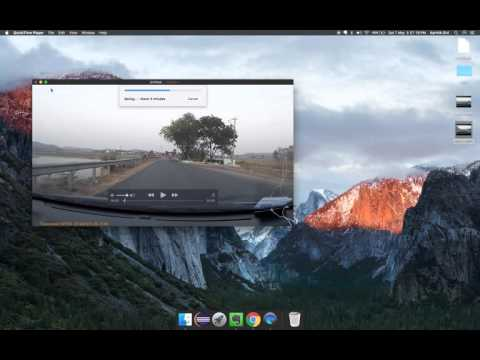 How to merge Videos in Mac OS X with out any extra software
