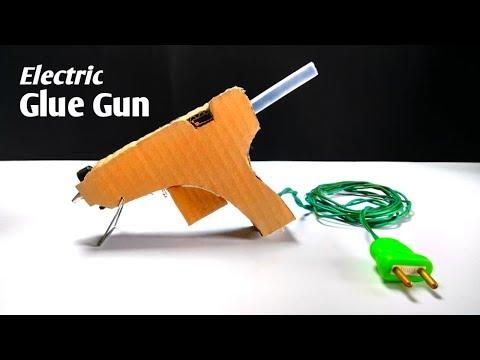 How To make Electric Glue Gun at Home