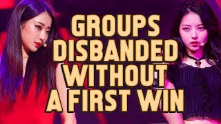 Download Kpop Groups That Disbanded Without Any Music Show Win Video