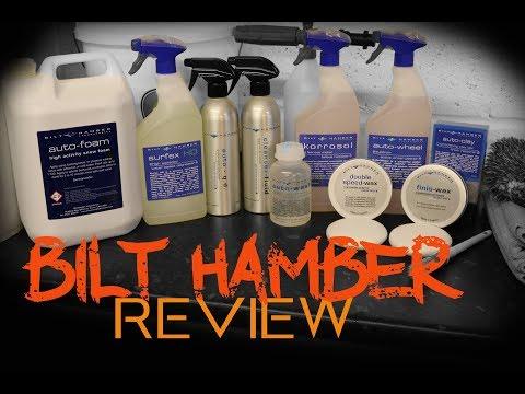 Bilt Hamber Laboratories review