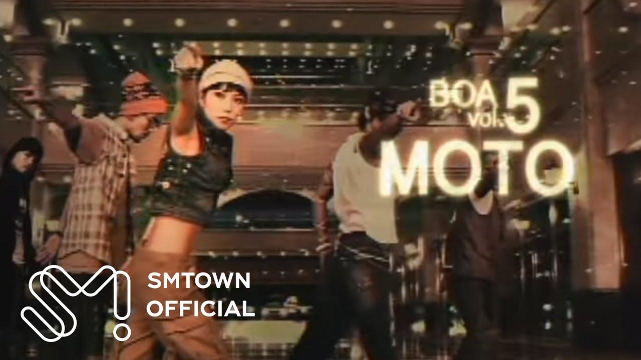 Moto - BoA