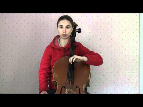 Thumb Position Vibrato