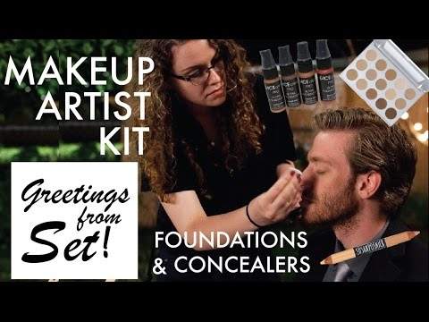 Foundations For Makeup Artists - Foundations/Palettes (Beginner)
