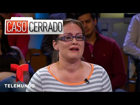 Bipolar and schizophrenic mother wants to leave her family | Caso Cerrado | Telemundo English