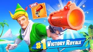 Fortnite added a FLARE Gun!