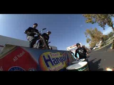 Hansen's Natural BMX Safety Tip