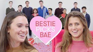 I Let Hannah Meloche Pick My Boyfriend | Bestie Picks Bae x @Hannah Meloche