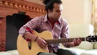 Nasamjha Cover Adrian Pradhan by Suvash Sundas