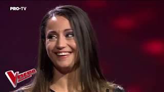 Vocea României 2018 - FINALA: Mădălina Celine Coca