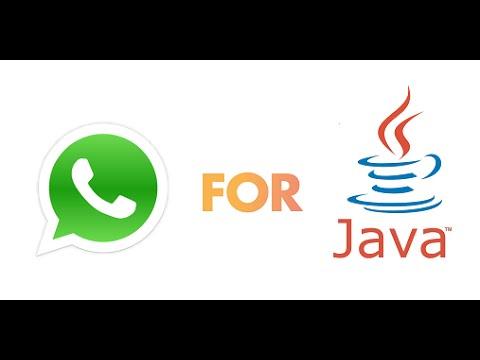 Descarga  WhatsApp Para Teléfonos  Java. Jar (Nokia-Motorola Etc)
