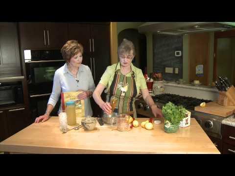 Honey Lemonade - Lakeland Cooks!