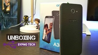 Unboxing the $60 Alcatel A30 w/Amazon Ads!
