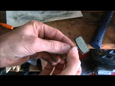 How to Restore Mountain Bike Brake Pads