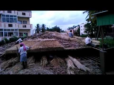 Thatch Roof Builders in India