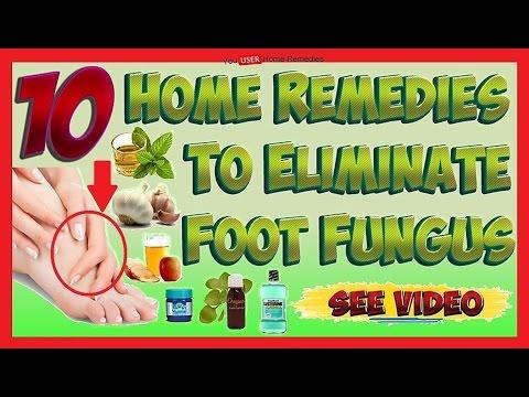 Home Remedy for Toenail Fungus - Toenail Fungus Treatment -top 10