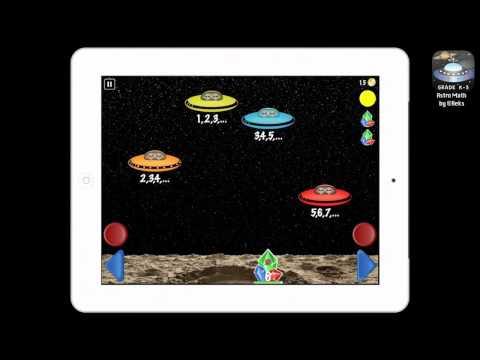 Astro Math Grades K-3 - Educational App